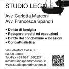 STUDIO LEGALE MARCONI - SPANDRI