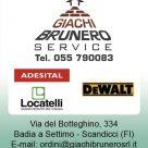GIACHI BRUNERO SERVICE