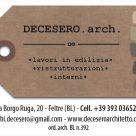 DECESERO ARCH.