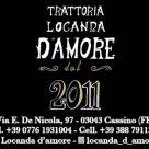 LOCANDA D'AMORE