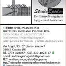 STUDIO EPSILON ASSOCIATI DOTT. ING. EMILIANO EVANGELISTA