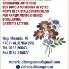 VETRERIA ALBENGANESE
