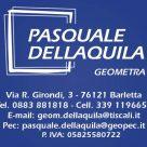 PASQUALE DELLAQUILA GEOMETRA