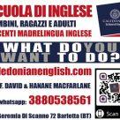 CALEDONIAN SCHOOL OF ENGLISH