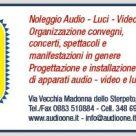 AUDIO ONE SERVICE