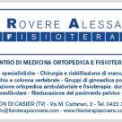 ROVERE ALESSANDRO FISIOTERAPIA