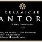 CERAMICHE SANTORO