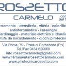 ROSSETTO CARMELO