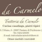 TRATTORIA DA CARMELO
