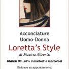 LORETTA'S STYLE