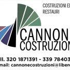 CANNONE COSTRUZIONE