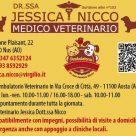 DR.SSA JESSICA NICCO MEDICO VETERINARIO