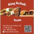 KING KEBAB AOSTA