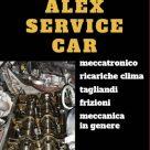 ALEX SERVICE CAR