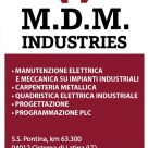 M.D.M. INDUSTRIES