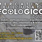 MERCATINO DELL'USATO ECOLOGICO