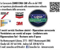 ZANECCHIA CAR