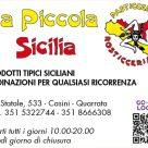 LA PICCOLA SICILIA