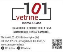 101 VETRINE