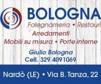 BOLOGNA FALEGNAMERIA - RESTAURI