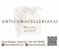 ANTICA MACELLERIA FAI - BRACERIA
