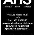 AHS ANDREA HAIR STYLIST