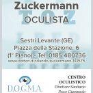 DOTT. ORLANDO ZUCKERMANN OCULISTA