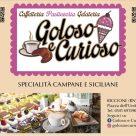 GOLOSO E CURIOSO