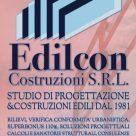 EDILCON COSTRUZIONI