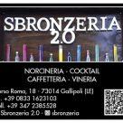 SBRONZERIA 2.0