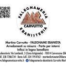 FALEGNAMERIA CARVUTTO