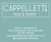 CAPPELLETTI FOOD & DRINKS