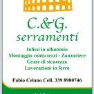 C.&G. SERRAMENTI