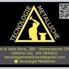 TECNOLOGIE METALLICHE