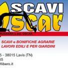 SCAVI OSCAR