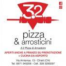3.2 PIZZA & ARROSTICINI