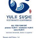 YULE SUSHI