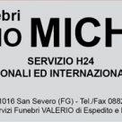 SERVIZI FUNEBRI VALERIO MICHELE