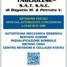 AUTOFFICINA TAGLIOLESE S.A.T.
