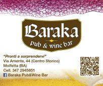 BARAKA PUB & WINE BAR