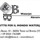 B&B WATERJET ABRASIVE