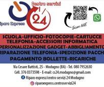 RIPARO EXPRESS - CENTRO SERVIZI 24