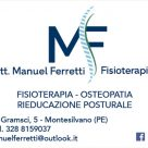 DOTT. MANUEL FERRETTI FISIOTERAPISTA