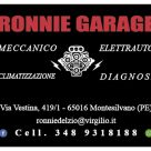 RONNIE GARAGE