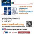 FONDAZIONE CASA DI CARITÀ ARTI E MESTIERI ONLUS