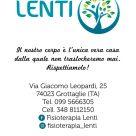 STUDIO DI FISIOTERAPIA LENTI