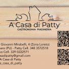 A CASA DI PATTY
