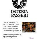 OSTERIA PESSERI