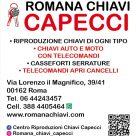 ROMANA CHIAVI CAPECCI