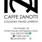 CAFFE ZANOTTI